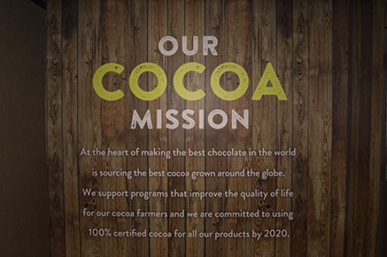 Best Chocolate In The World 2020 A little about cocoa   Picture of Hershey's Chocolate World