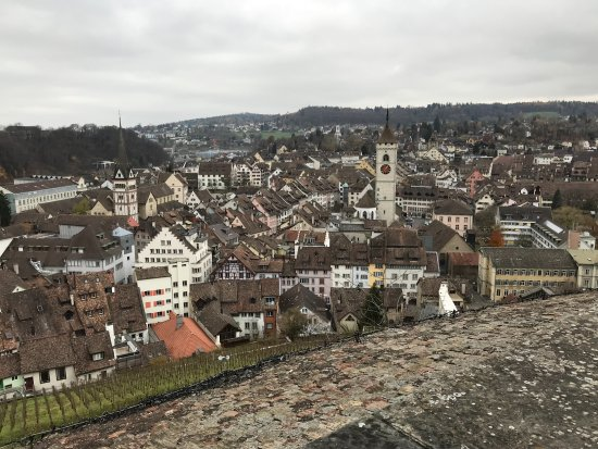 Town map Picture of Altstadt Schaffhausen Schaffhausen TripAdvisor