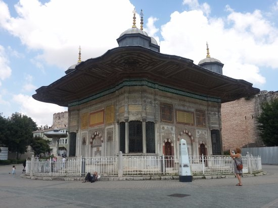 Fountain of Ahmet III: Fuente de Ahmet III