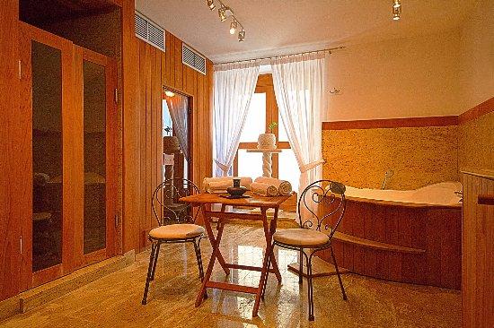Villetta Phasiana: Wellness room