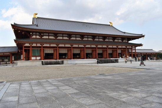 Yakushiji Temple : 薬師寺