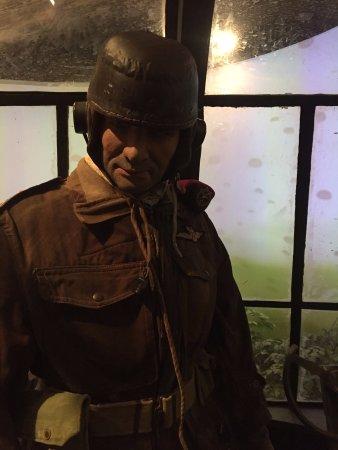 Oosterbeek, Holland: Piloot Britse 1e Luchtlandingsdivisie