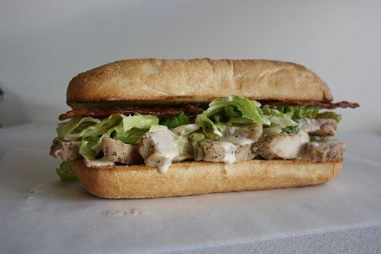Norman, OK: #17 Chipotle Chicken Sandwich + Bacon