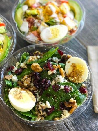นอร์แมน, โอคลาโฮมา: Walnut Cran Salad