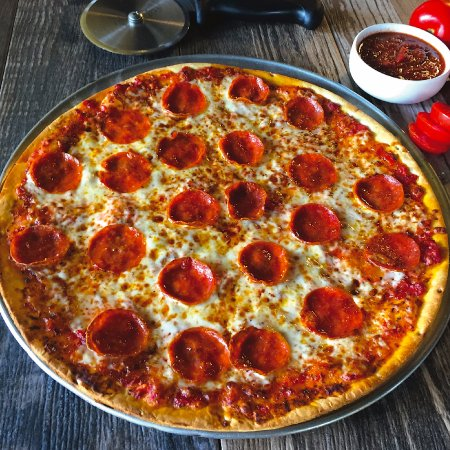 Norman, OK: Pepperoni Pizza