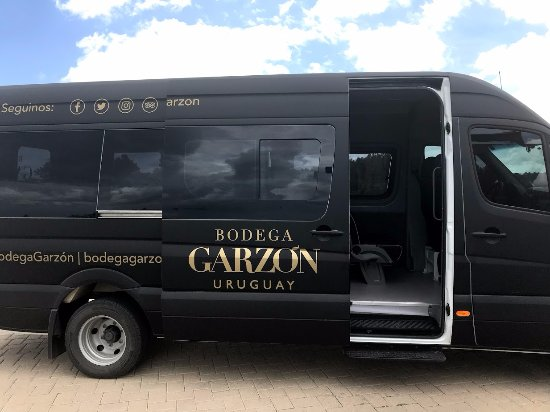 Garzon, Uruguai: transporte