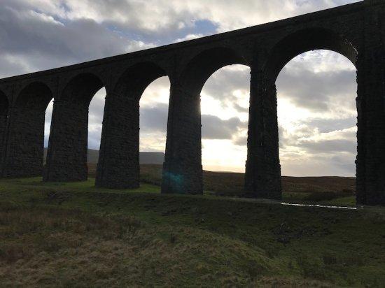 Ingleton, UK: Shaded Arches