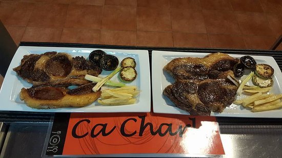 Chilches, Spain: Gustas?