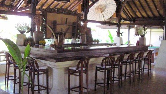 Novotel Bali Benoa : bar