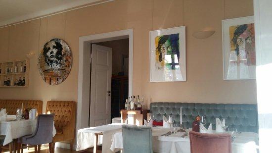ristorante villa von haacke. Black Bedroom Furniture Sets. Home Design Ideas
