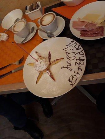 Corte dei Medici: Happy Birthday