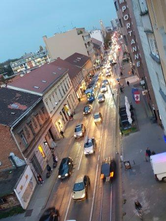 Vlaska Street Picture Of Hotel Jadran Zagreb Tripadvisor