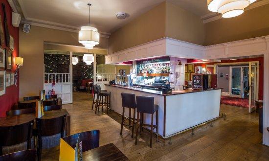 The Maynard: Bar Area