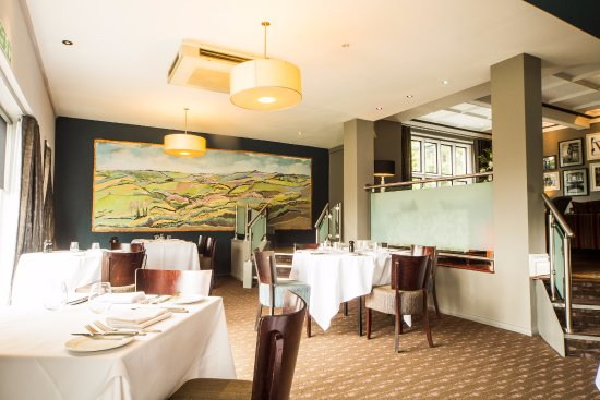 Grindleford, UK: Restaurant