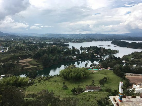 Guatapé Dam