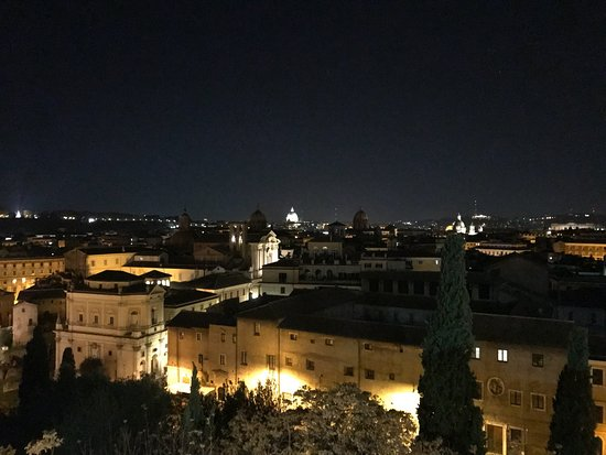Photo1 Jpg Picture Of Terrazza Caffarelli Rome Tripadvisor