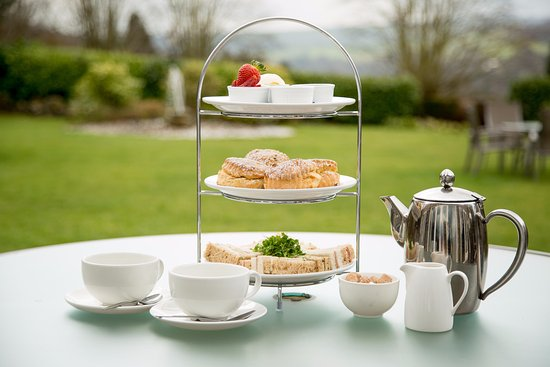 Grindleford, UK: Afternoon Tea