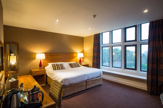 Grindleford, UK: Superior Room with a View