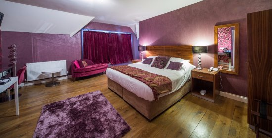 Grindleford, UK: Bridal Suite