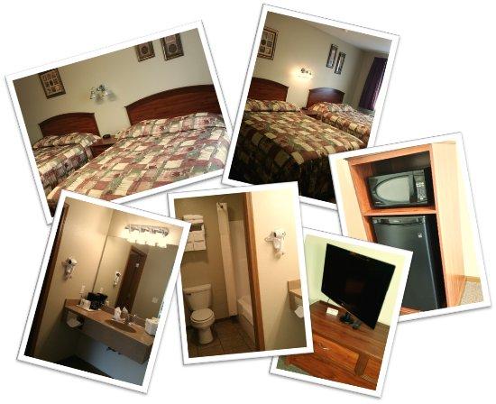 Cimarron Crossing Motel: Double Room - 2 x Queen Size Beds