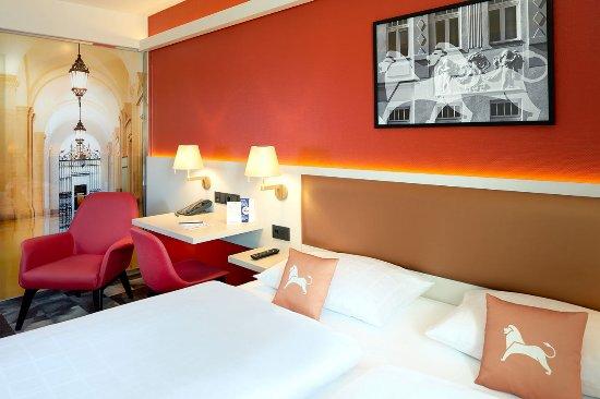 Best Western Hotel Leipzig City Center: Komfortzimmer