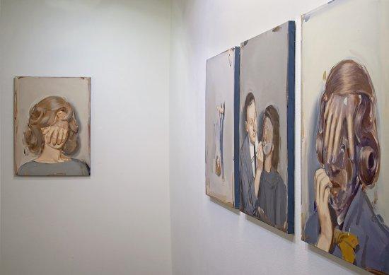 """Provincia de Turin, Italia: Immagine della mostra """"Campionario analogico"""" di Romina Bassu"""