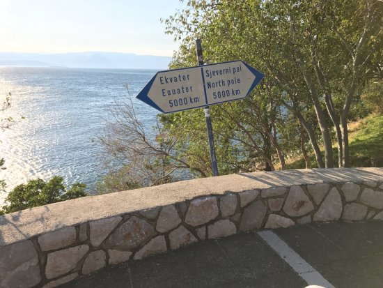 Senj, Chorwacja: In case you don't know what that means!!!