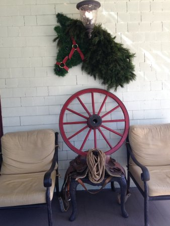 DeLand, FL: Christmas Display on the Front Porch