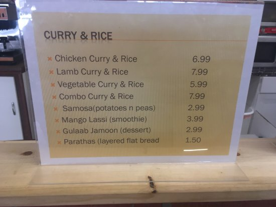 Hutchinson, KS: Curry & SubZ