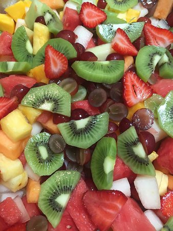 Ramsey, Nueva Jersey: in-house prepared Fruit Salad