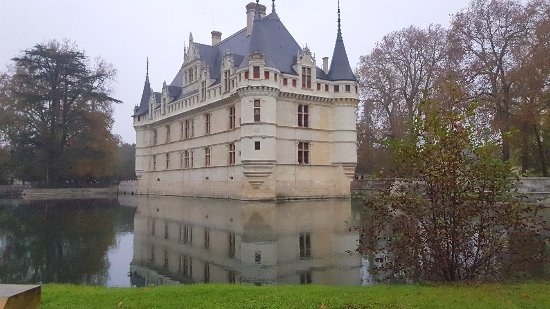 Azay-le-Rideau, Frankrike: 20171119_152906_large.jpg