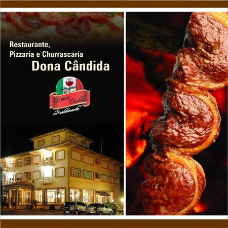 Restaurante ,Pizzaria e Churrascaria Dona Candida