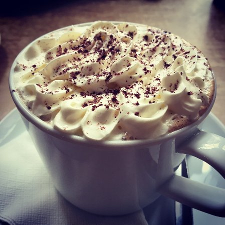 The Coffee Pot: Tiramisu Latte