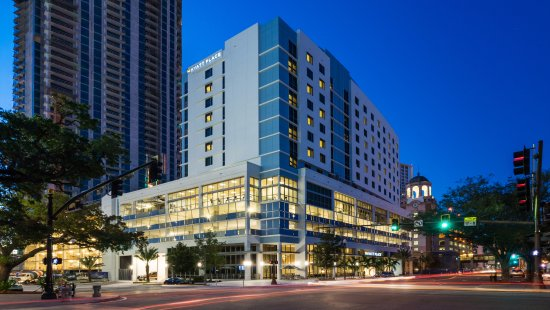 Hyatt Place St. Petersburg / Downtown Hotel