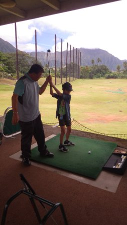 Bayview Golf Course: ベイビュー ゴルフパーク (アメリカ合衆国 ハワイ州)