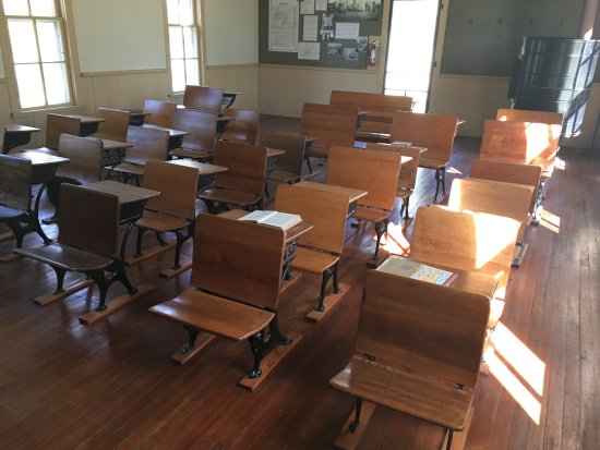 Butler County History Center and Kansas Oil Museum: In the school house