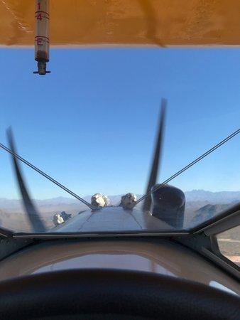 Commemorative Air Force Museum: looking forward