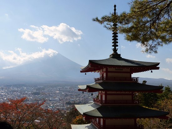 Top 10 Things to do in Fujiyoshida, Japan