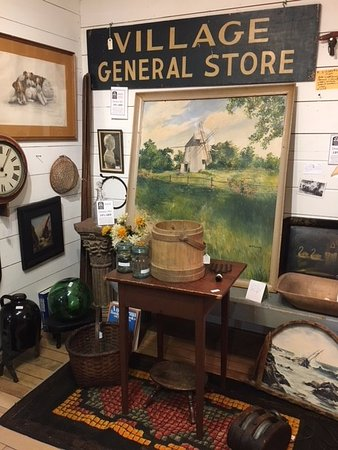 Sandwich Antiques Center