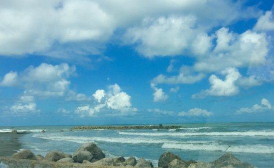 Cartagena District, Colombie : Belleza y mar de leva