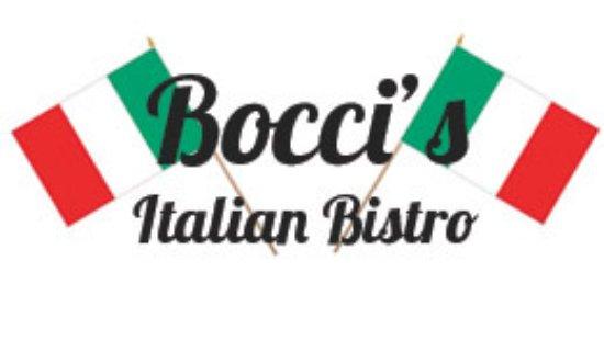 Richmond Hill, GA: Bocci's logo