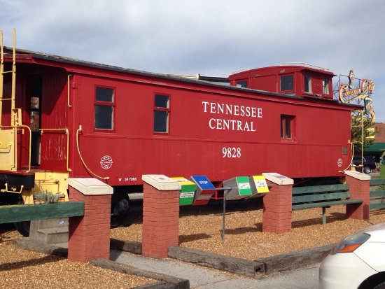 Cookeville Depot Museum : photo1.jpg