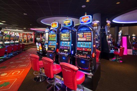 Roulette anglaise électronique - Picture of Casino Barriere de Lille, Lille