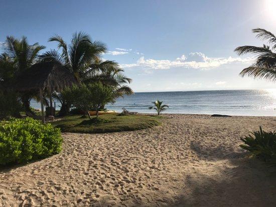 Mayan Beach Garden: MBG beach