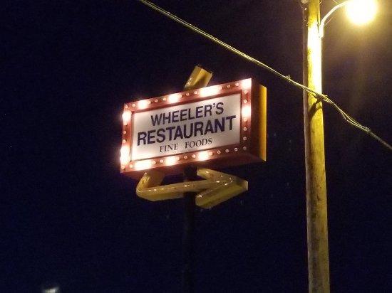 Wheelers Restaurant: 20171119_180007_large.jpg
