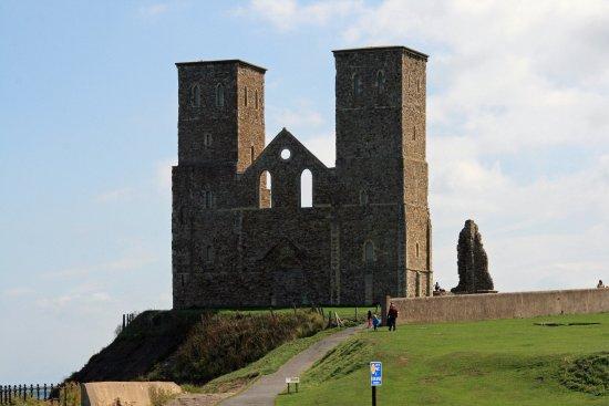 Herne Bay, UK: Roman Fort