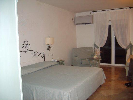 El Faro Hotel: Hotel El Faro Bedroom