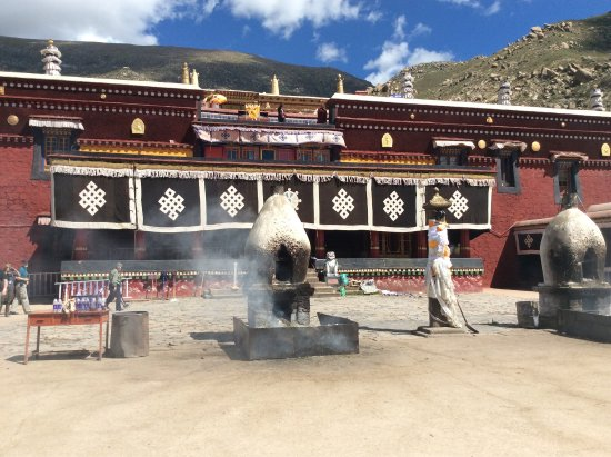Nechung Monastery and Temple: photo5.jpg