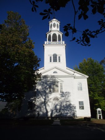 Bennington, VT: Old First Church
