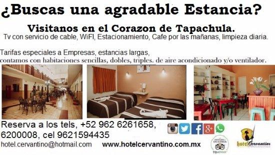 hotel cervantino